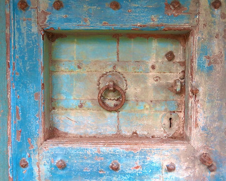 Architecture & Doors • Blue Relic