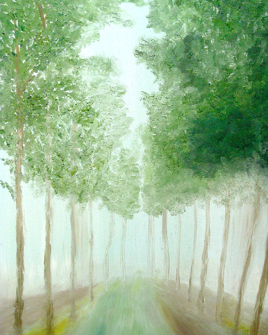 Trees Giclee Print