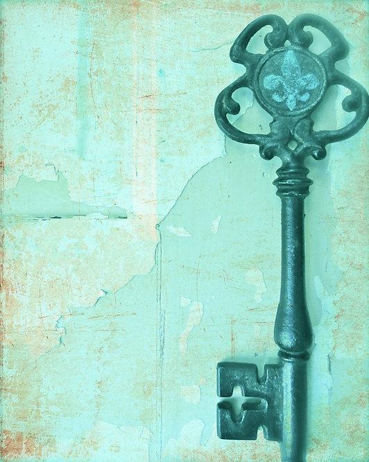 Farmhouse Wall Decor • Master Key