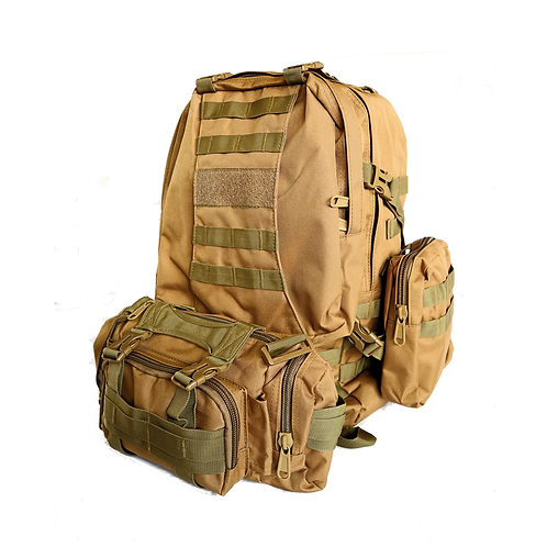 Tactical Multi-Day Backpack