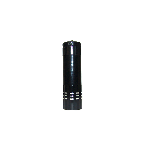 LED torch with batteries