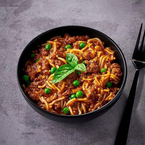 Spaghetti Bolognaise - MRE