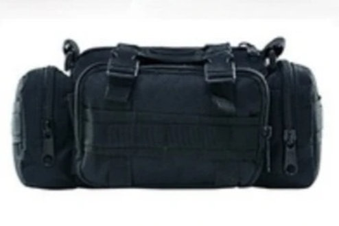 Utility Molle Tactical Waist Pack - Black