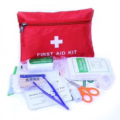 Basic First Aid Kit