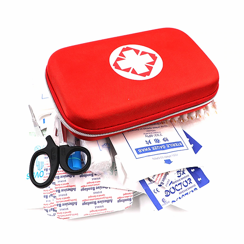 Basic First Aid Kit -Compact