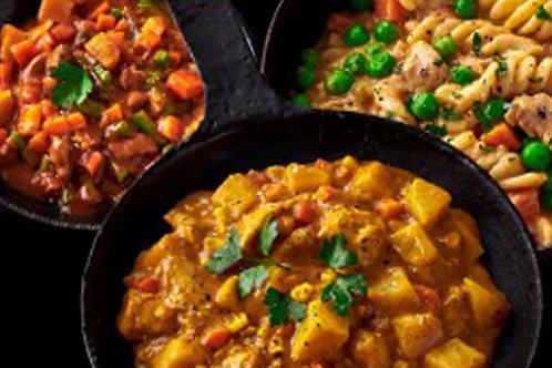 Chicpea & Butternut Curry -MRE