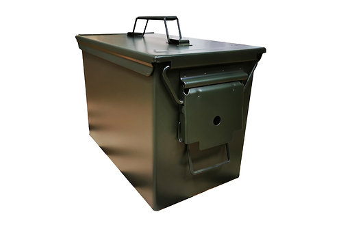 30. CAL Ammo Box (Olive Green) - NEW