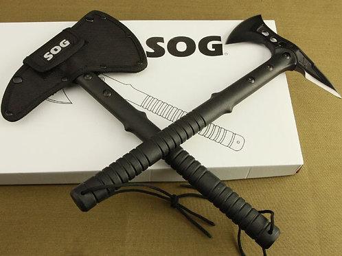 SOG BLACK HATCHET | 40CM | 0. 5 KG