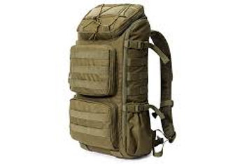 40L 6Pocket Tactical Backpack