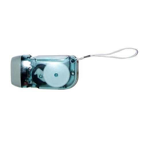 LED Hand Crank Torch