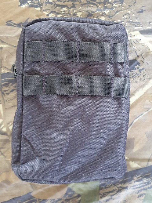Add on Molle Pouch -Black