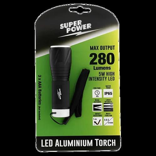 Super Power 280 LED Aluminium Torch