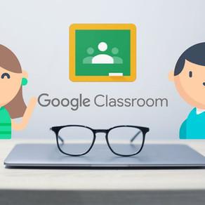 Taller Classroom, Edufacil, Herramientas Google