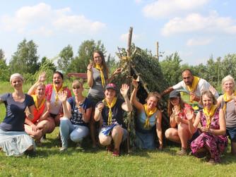 Лидерство для лидеров или первый лагерь для Мастеров в Латвии