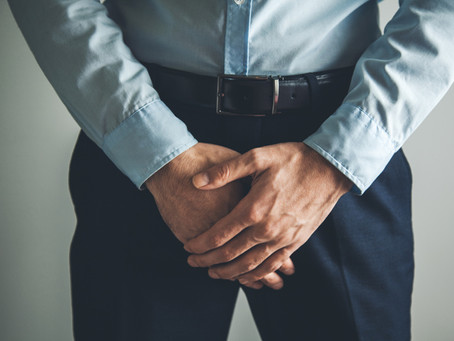 Rule out bladder cancer first if you have urination problems