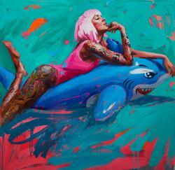'Shark Rider'