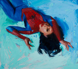 """""""SPIDER GIRL"""""""