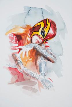 'Luchador'