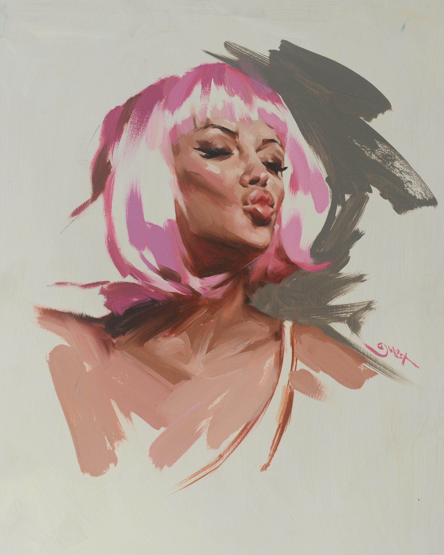'Kiss'