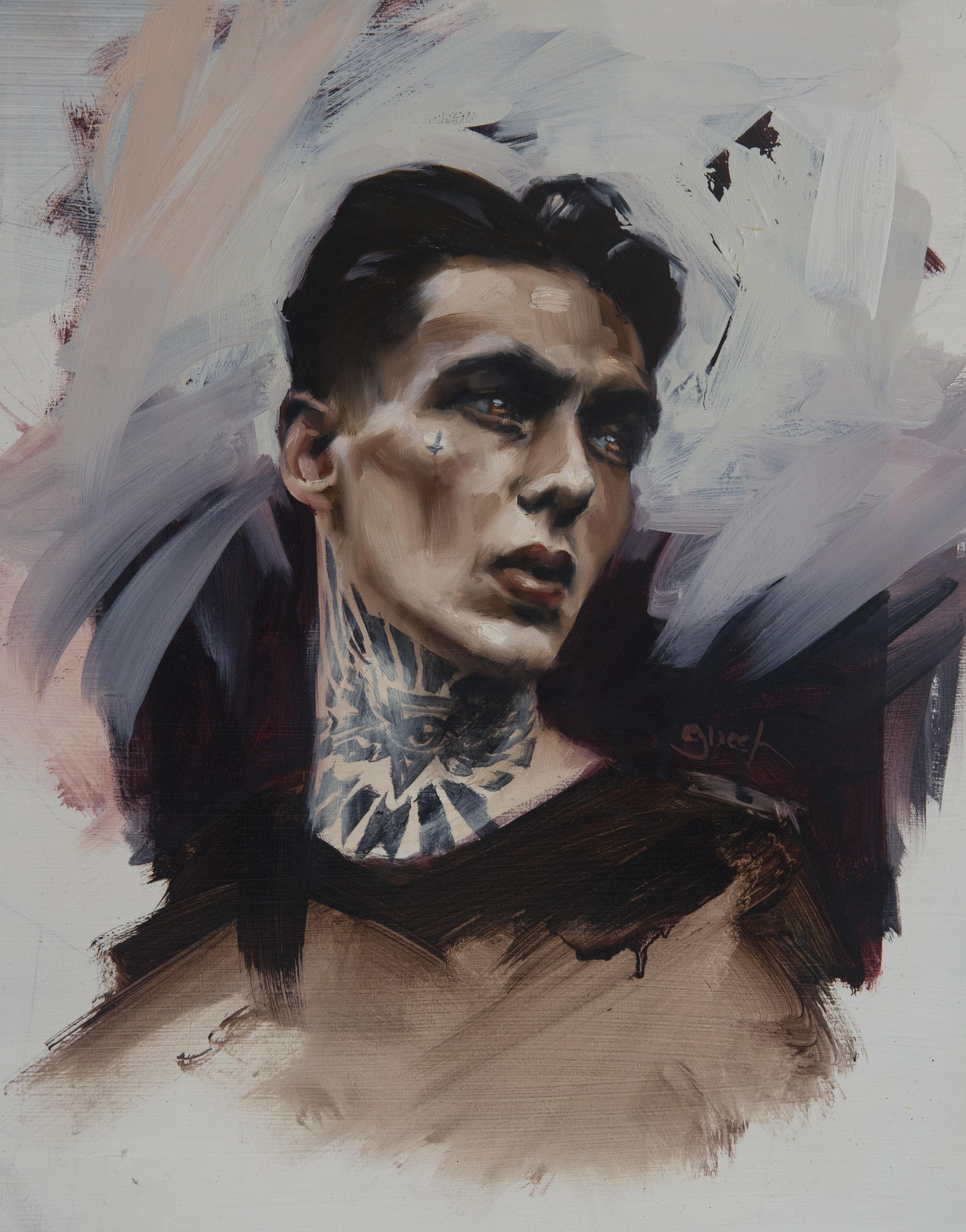'Neck Tattoo'