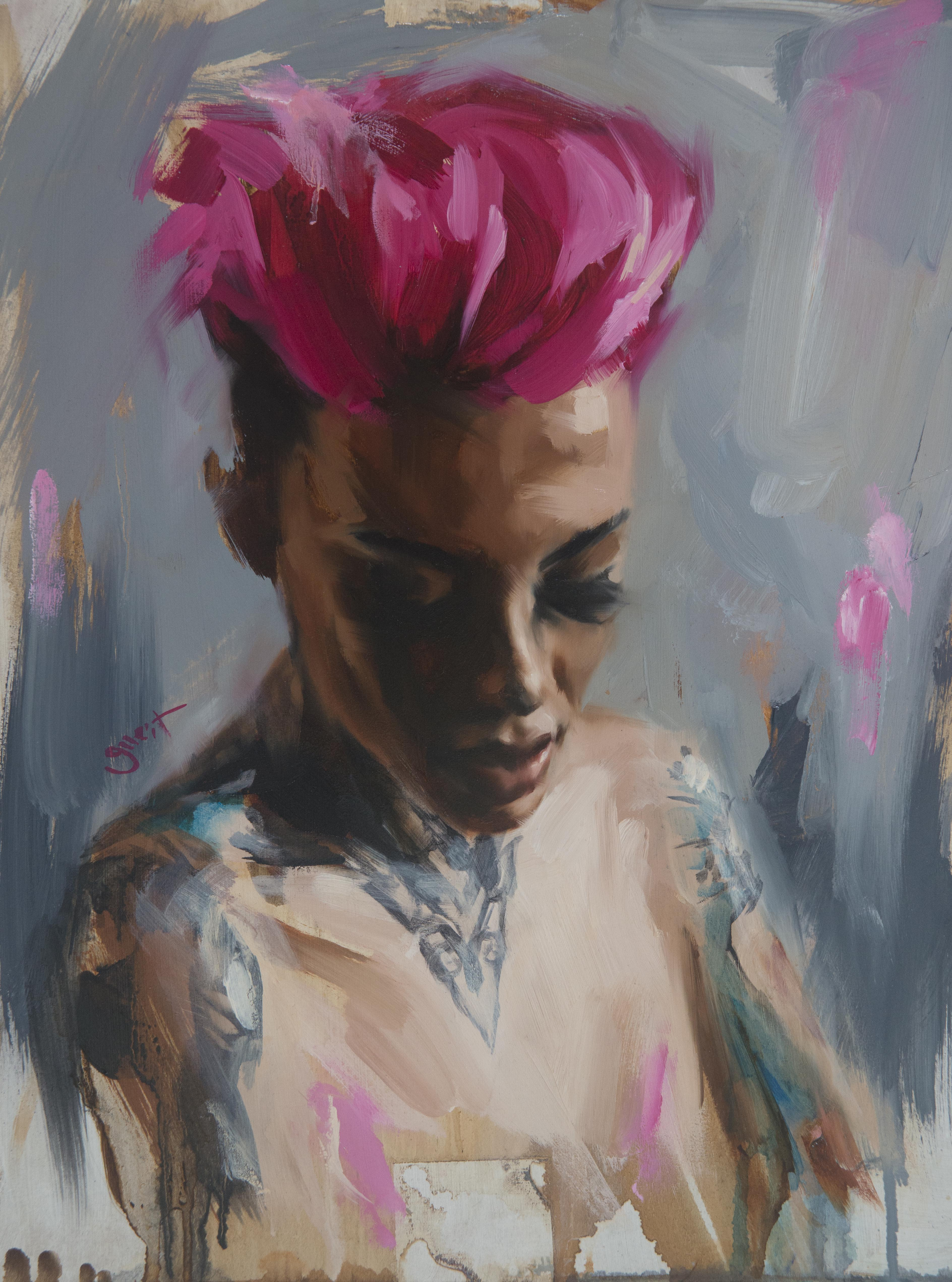 'Pink Hair'