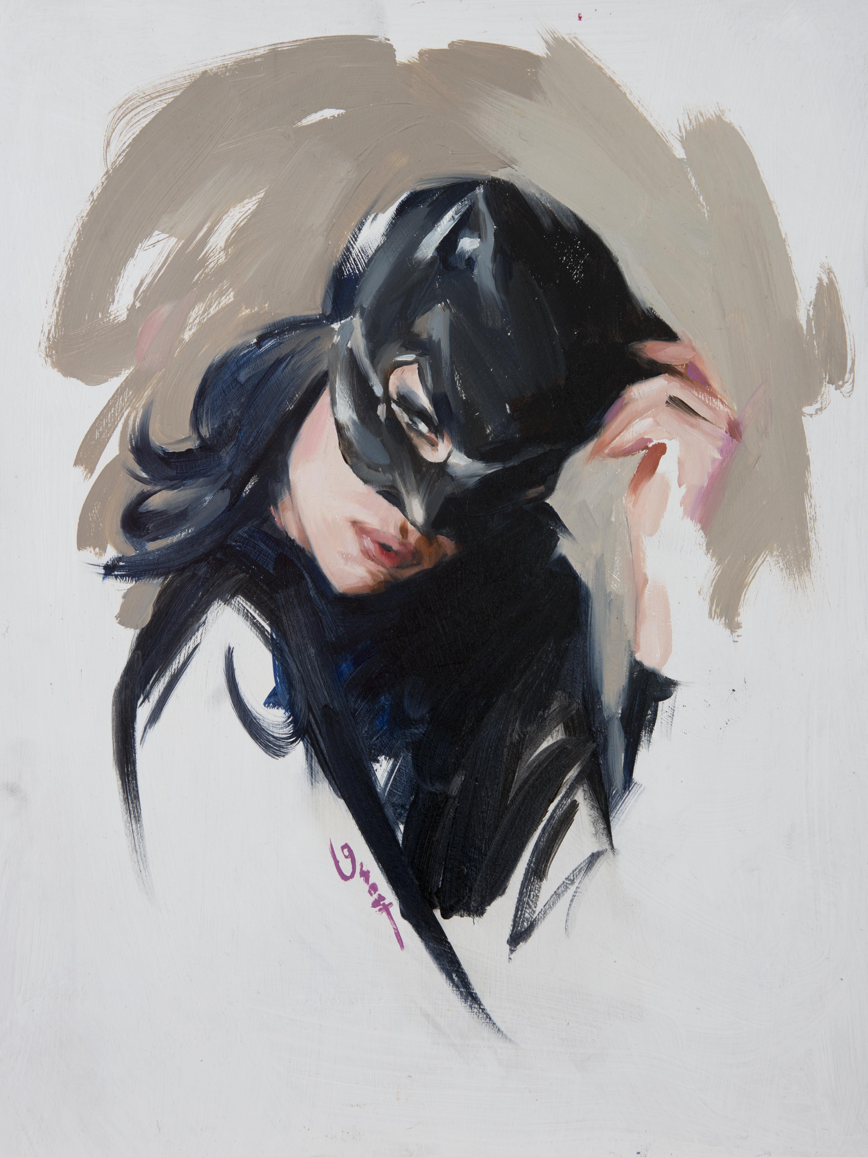 'Black Mask'