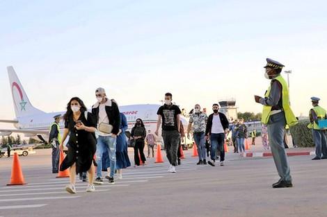 ابتداء من اليوم..هذه شروط دخول التراب الوطني من قبل المغاربة العالقين في الخارج
