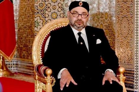 جلالة الملك يعزي أسرة الفنان الراحل حمادي عمور