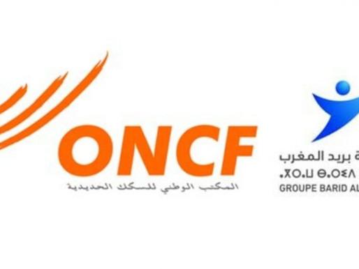 المكتب الوطني للسكك الحديدية وبريد المغرب يوقعان شراكة مبتكرة للرقي بالخدمات المقدمة للزبناء
