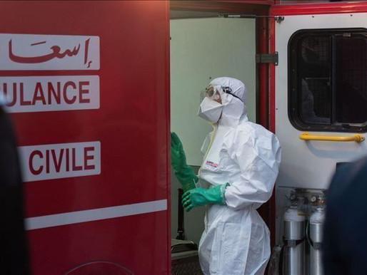 """المغرب يسجل 102 إصابة ووفاة واحدة جديدة بـ""""كورونا"""" في 24 ساعة"""