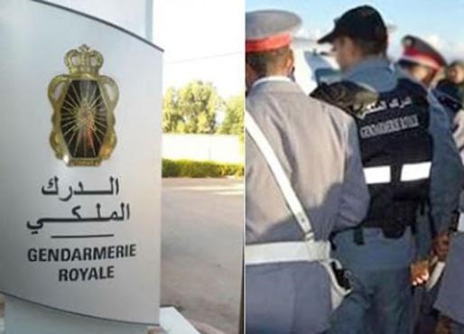 سيدي رحال .. عناصر المركز القضائي للدرك الملكي تفك لغز جريمة قتل في زمن وصف بالقياسي