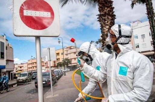 تراجع كبير لإصابات كورونا بالمغرب مع بداية الأسبوع