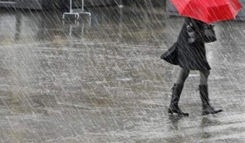 توقعات أحوال الطقس اليوم السبت .. الأجواء غائمة مع نزول أمطار أو زخات أحيانا رعدية