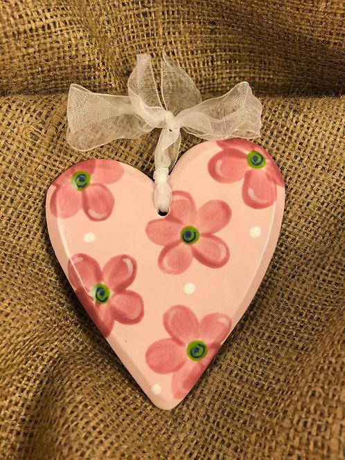 Fun Flowers Heart