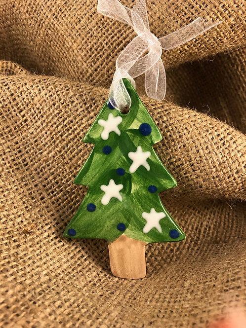Christmas Tree (Stars)