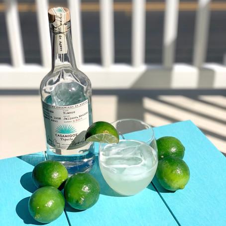 The Simple, Skinny Margarita