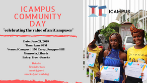 """iCampus Community Day:""""Celebrating the Value of an iCampuser"""""""