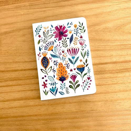 Cuaderno con lomo Romantic