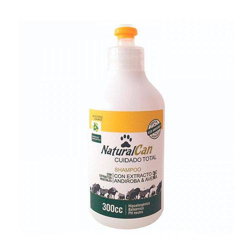 Shampoo Natural Can 300cc