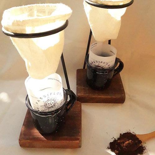 Cafetera manual