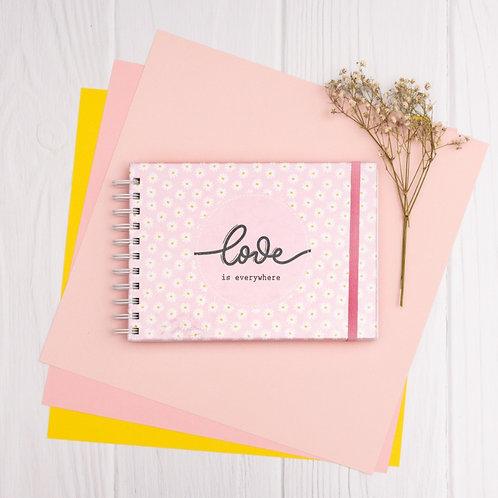 Cuaderno Love A5