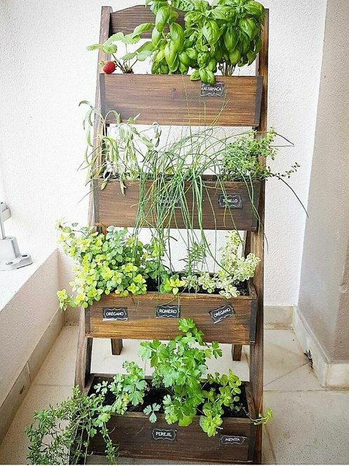 Jardinera 4 niveles