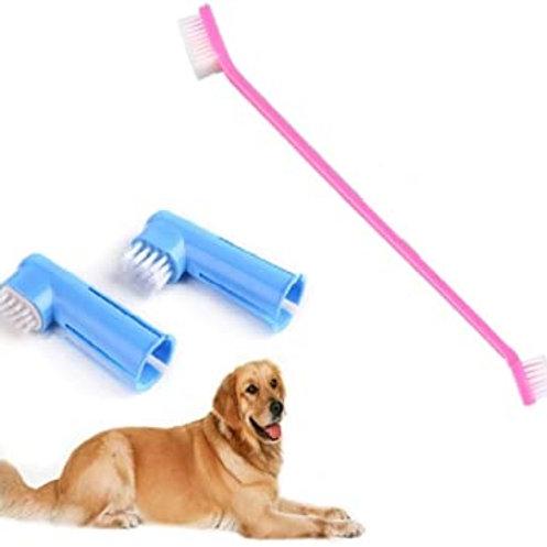 Cepillo de dientes para mascotas