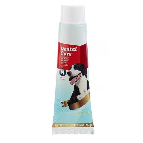 Pasta dental para mascotas