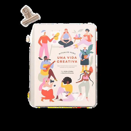 Libro Rituales para una vida creativa