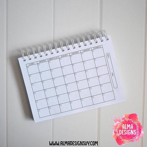 Cuaderno semestral