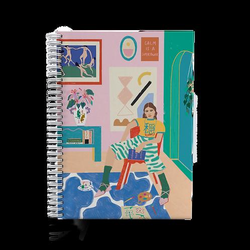 Cuaderno A5 Calma