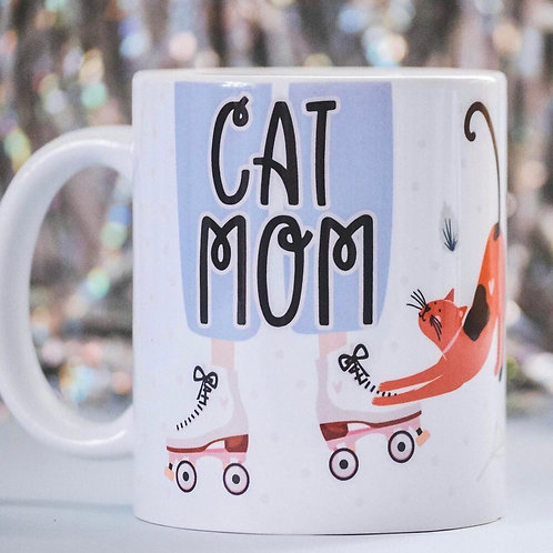 Taza Cat - Dog Mom
