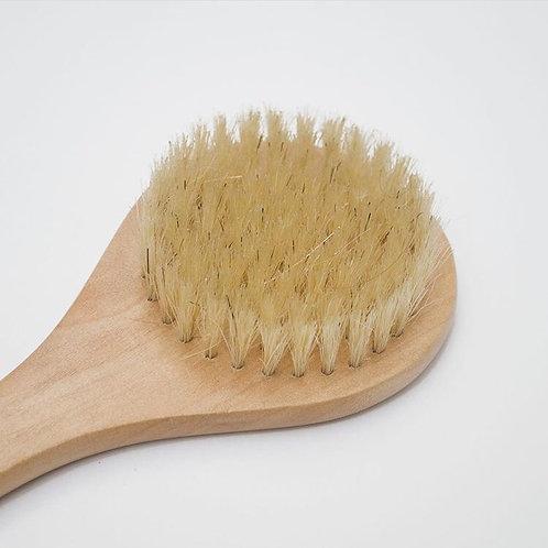 Cepillo de madera para cuerpo