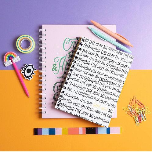 Cuaderno Mi creatividad